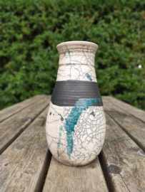 Vaas Raku - Sjen Pottery