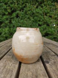 Buikvaas roest - Sjen Pottery