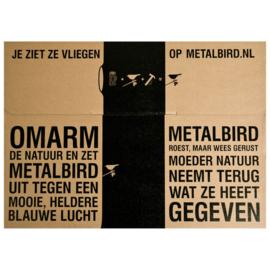 Boomklever  - Metal birds