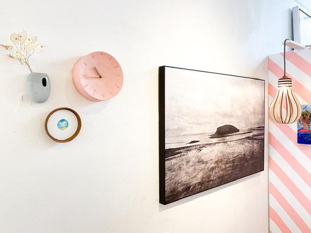 Wandklok - studio Harm&Elke