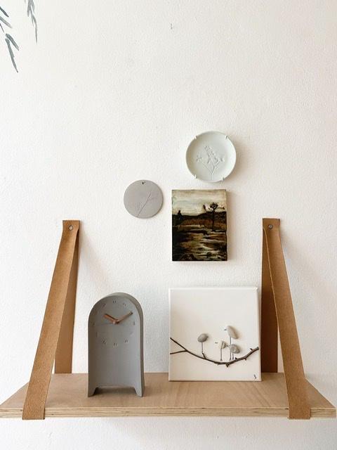 Staande klok - Studio Harm&Elke
