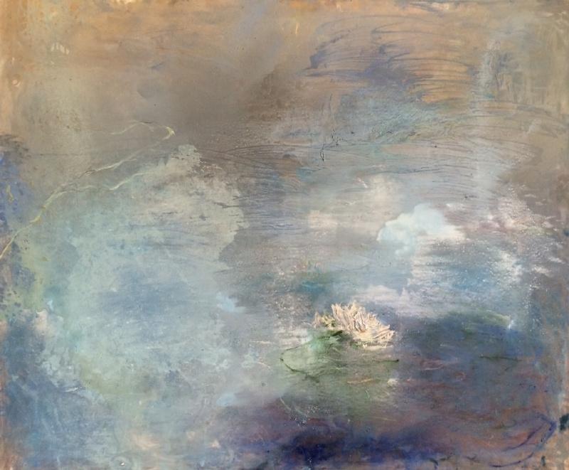 Waterlelie - Dorrit Klomp