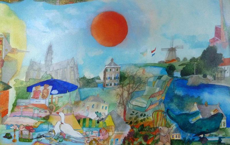 Meer is meer - Susan Schildkamp