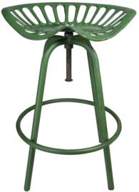 Tractor stoel groen