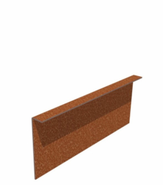 Borderrand cortenstaal L 230 x H20cm ( 10 stuks )