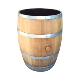 Bloembak wijnvat Ø70 x H85cm