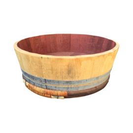 Bloembakken Frans eiken wijnvaten
