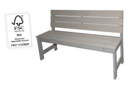 Tuinbank hout 140x52x83cm
