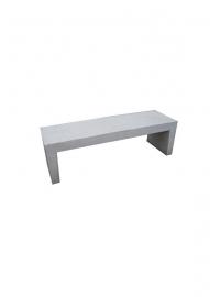 Tuinbank beton 150x45x45cm