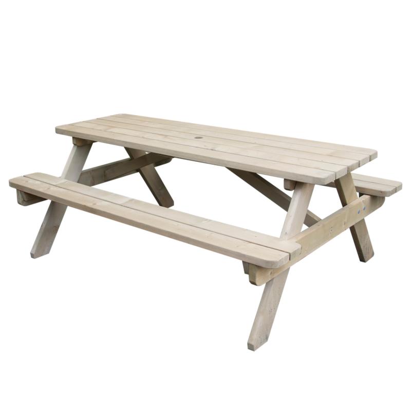 Picknicktafel 180x151x69,8cm