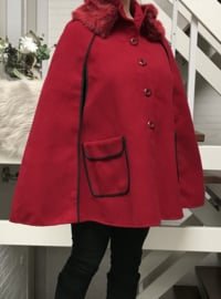 ITALIA oversized  mantel/poncho  wol/viscose /in meerdere kleuren