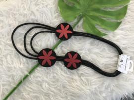 Fashion design jewellery rubber collier 73