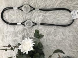 Fashion design jewellery rubber collier 31
