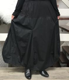 Vincenzo Allocca jersey/taft  katoen rok apart