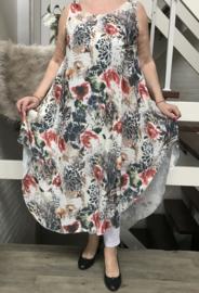 ITALIA luchtige A-lijn jurk