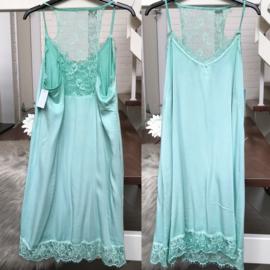 ITALIA  de modieuze kleuring jurk/hemd apart/in meerdere kleuren