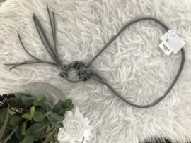 Fashion design jewellery rubber collier 120