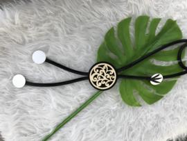 Fashion design jewellery rubber collier 53