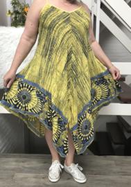 ITALIA A-lijn jurk/in meerdere kleuren