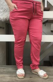ITALIA broek met veel stretch/in meerdere kleuren