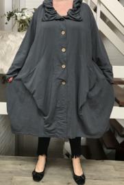 Moonshine A-lijn jersey blazer/jas /in meerdere kleuren
