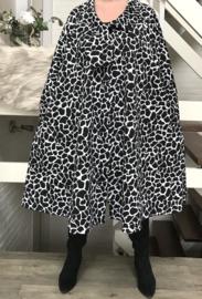 Donna oversized tussenjas /blazer/vest (extra groot)  apart