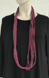 Moonshine katoen tricot ketting apart  /in meerdere kleuren