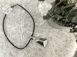 Fashion design jewellery rubber collier 121