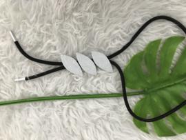 Fashion design jewellery rubber collier 67
