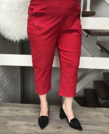 ITALIA  Capri  stretch broek  /in meerdere kleuren