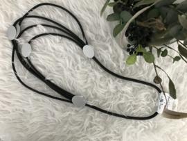 Fashion design jewellery rubber collier 82