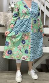 ITALIA A-lijn jurk