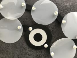 Fashion design jewellery rubber collie