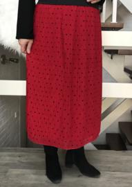 ITALIA rok met elastieke tailleband