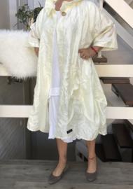 Sarah oversized A-lijn blazer/jas  (extra groot)  apart