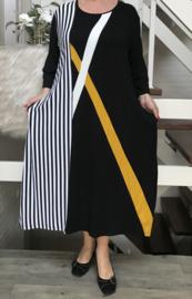 Zedd Plus ballon jurk Jordan met zakken //in meerdere kleuren