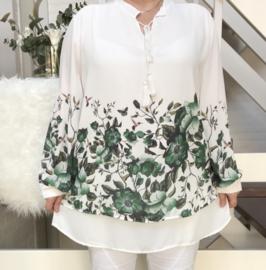 ITALIA MODA  blouse/in meerdere kleuren