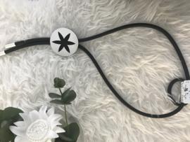 Fashion design jewellery rubber collier 18