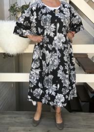 Susane  oversized A-lijn blazer/jas  (extra groot)  apart