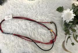 Fashion design jewellery rubber collier 9