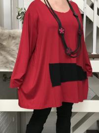 SINNE design.. A-lijn jurk tuniek