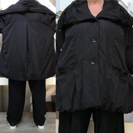 SINNE design.. A-lijn waterbestendig gewatteerde winter jas