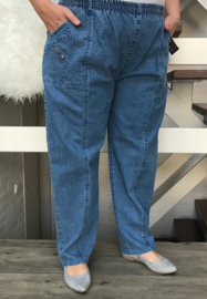 ITALIA  stretch jeans broek