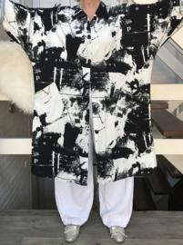 Naveed  jersey ( tricot) blazer/hemd  apart (extra groot)