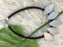 Fashion design jewellery rubber collier 72