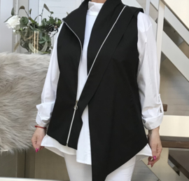 Zedd Plus blouse/hemd +  bolero stretch