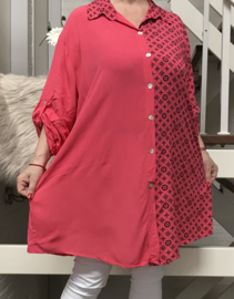 ITALIA viscose tuniek/blouse