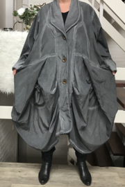 Moonshine  waterdicht A-Lijn jas/blazer ( extra groot)