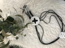 Fashion design jewellery rubber collier 27