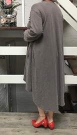 Carina Ricci katoen jurk/tuniek  apart /in meerdere kleuren